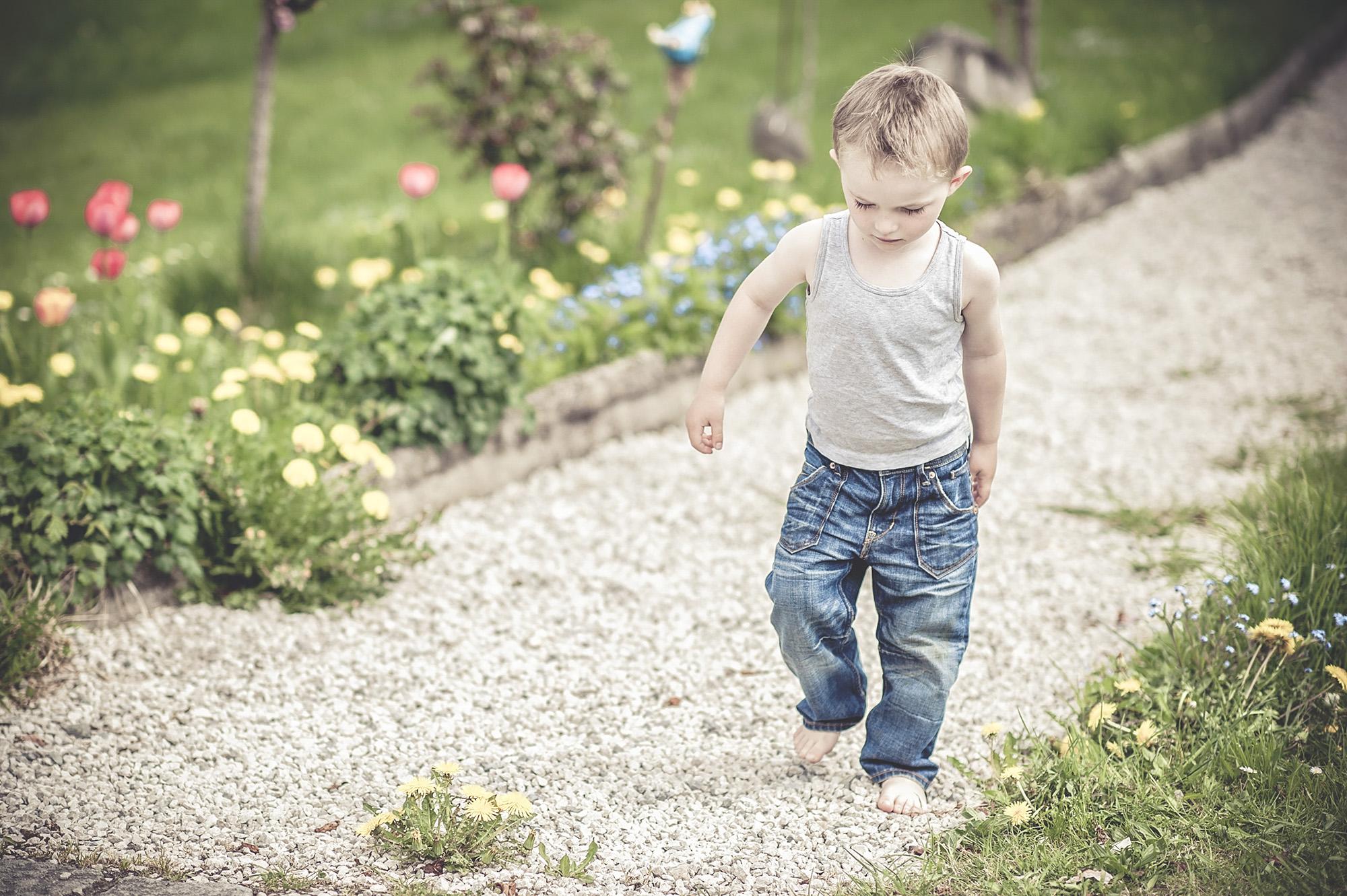 Kinderfoto_Garten